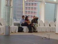 Communication au colloque international EAPPC 2010 en Corée 10102010831-200x150