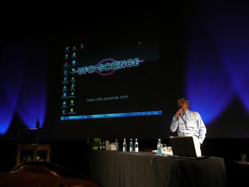L'équipe d'UFO-Science sera présente au Congrès international de Strasbourg - Page 2 JP-Petit_conference