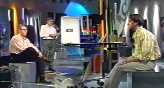 (1993) C'est pas Sorcier - Invité Jean-Pierre Petit Cpassorcier